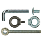Screw with various head forms