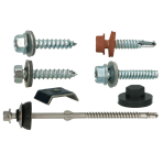 Ceiling and cladding screws