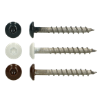 Screws for HPL boards