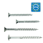 Professional wood screws 'HAPAX'