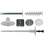 SMART - insulation fixings