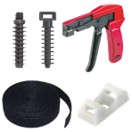 Accessories for cable ties