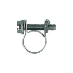 Hose clamp mini 9 mm